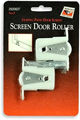 Andersen Screen Door Rollers   Gliding Patio Door Screen 1 Pair By Andersen  Windows