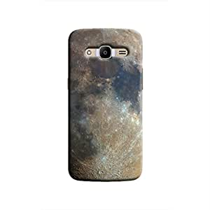 Cover It Up - Moon Galaxy J2 2016 Hard Case