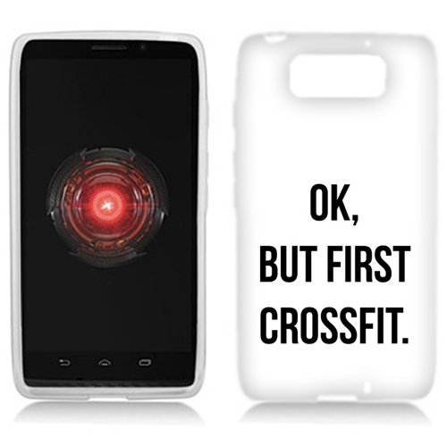 for Motorola Droid Maxx First Crossfit Phone Cover