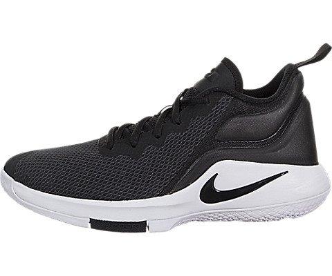 e9501c83ecd Amazon.com  Nike Lebron Witness II (Kids) Black Black-White  Shoes