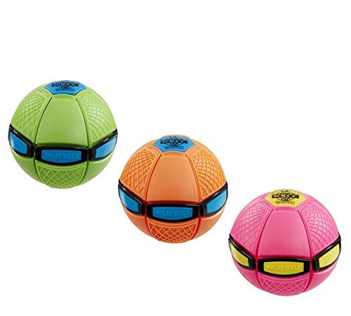 Phlat Ball Jr – Neon – Ballon Frisbee – 13 cm – Modèle Aléatoire