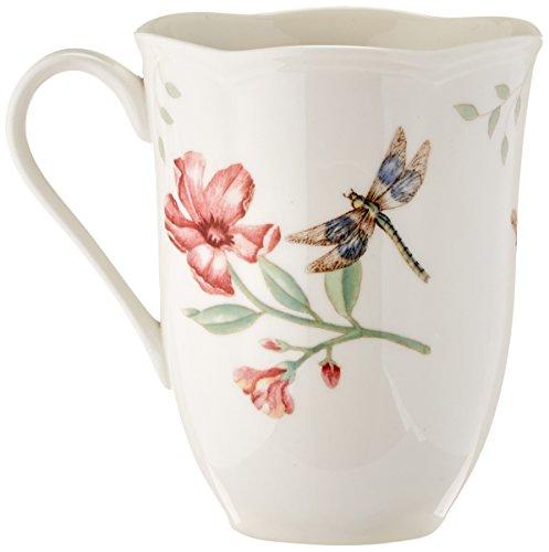 091709499707 - Lenox Butterfly Meadow 18-Piece Dinnerware Set, Service for 6 carousel main 16
