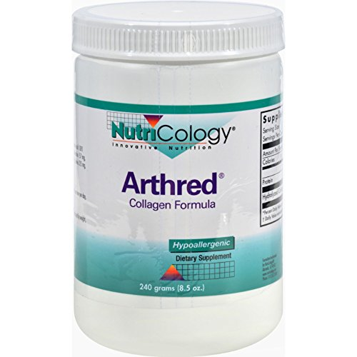 NutriCology Arthred Collagen Formula – 8.5 oz