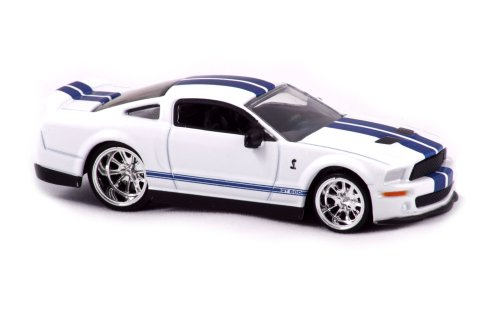 2007 Ford Gt500 Shelby (Tracksters 2007 Ford Shelby GT500)