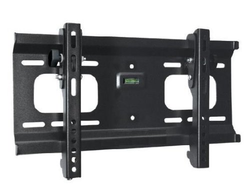 Tilting Wall Mount Fits (24 26 30 32 37)inch Tv Universal for LCD LED Plasma Hdtv Ul Certified