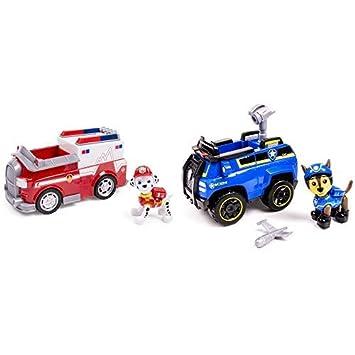 Spin Master Paw Patrol Spielfigur mit Fahrzeug günstig kaufen Film- & TV-Spielzeug