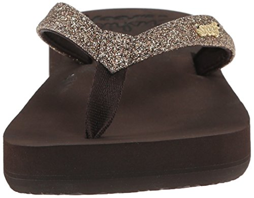 Reef flop Cushion Marron Femme Star Flip bronze qfqBx4a