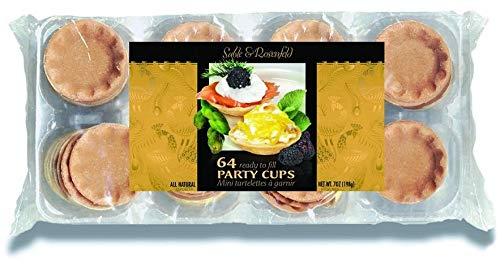 Sable & Rosenfeld - The full catalog selection! (64 Count Pastry Cups)