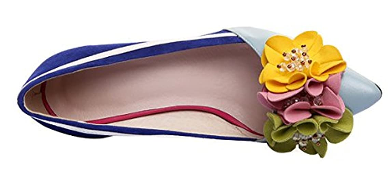 Avokkaat 5cm Slip on Caoumg Naiset 8 Toe Calaier Tikari Huomautti HRSx46nq