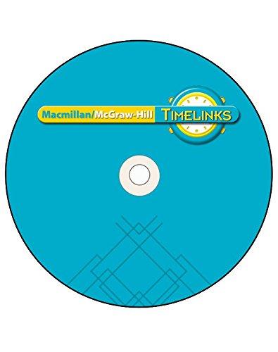 TimeLinks: Second Grade, StudentWorks Plus CD-ROM (OLDER ELEMENTARY SOCIAL STUDIES)