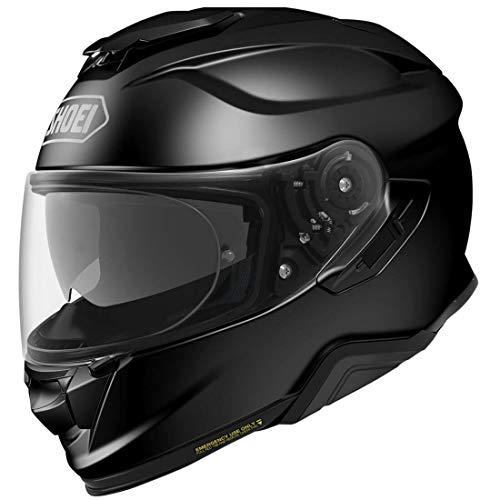 Shoei GT-Air 2 Solid Street Motorcycle Helmet - Black/Medium
