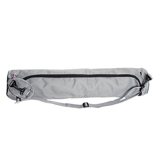 11b4c1f115 Yoga Mat Storage Bag Exercise Mat Full-Zip Cargo Pocket Carry Bag  Multifunctional Storage Pocket