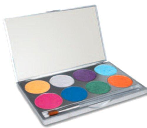 Paradise Makeup Aq 8 Color Palette (Brillant) ()