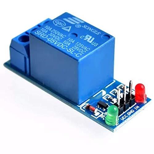 Módulo Rele 1 Canal 5v Automção Arduino Pic Raspberry Pic