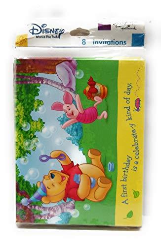 Disney Winnie the Pooh 1st Birthday
