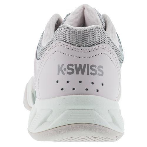 K-swiss Juniors` Bigshot Light 2.5 Scarpe Da Tennis Malva Gesso E Carillon Del Vento- (8333