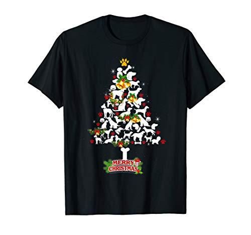 Christmas Costume Dog Tree Cute Gift Shirt -