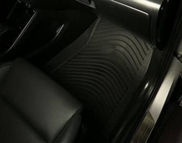 2017 Hyundai Tucson All Weather Floor Mats Floor Mats Amazon Canada