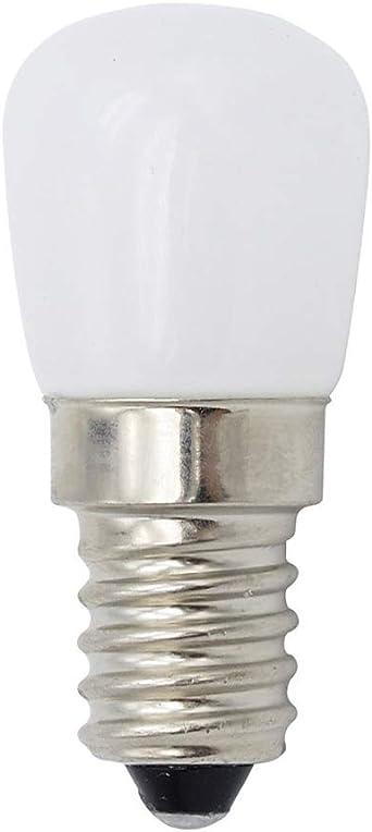 Bombillas LED E14, 2 unidades, 2 W, 220 V, ahorro de energía ...