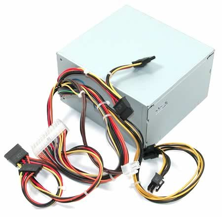 Dell FVGCW XPS 8500 460 Watt Power Supply Unit Delta D460AM-01 (Dell 8500 Motherboard Xps)
