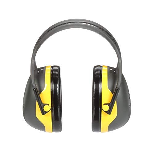 3M Peltor X-Series Over-the-Head Earmuffs, NRR 24 dB, for sale  Delivered anywhere in USA