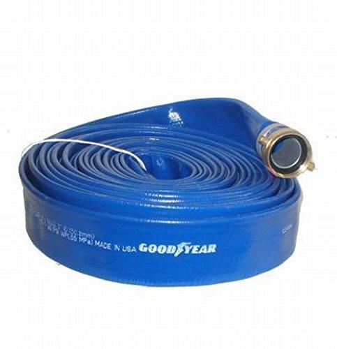 PVC Water Discharge Hose Diameter / Length: 2'' / 50'