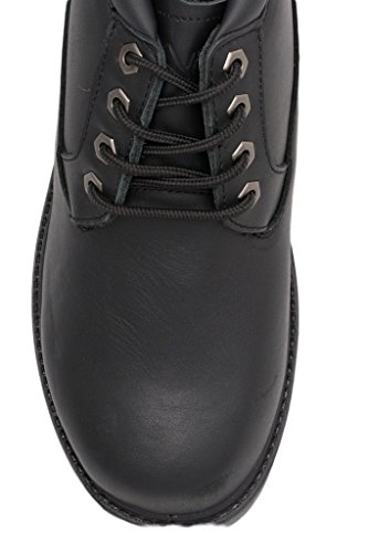 Mike's Black Padded Collar Chukka Boots – Size 9 by Mike's (Image #6)