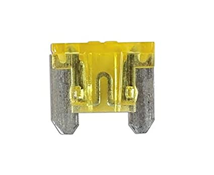 41C5kp 82gL._SX425_ amazon com 10x low profile mini micro blade fuses 20 amp