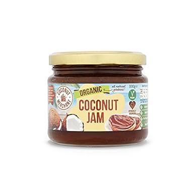 Mermelada de coco 100 % natural - 330 g: Amazon.es: Alimentación y bebidas