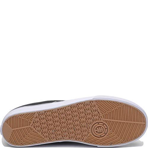 Délavé Sneaker N6tc31 Nero Element Uomo CXgYqnw