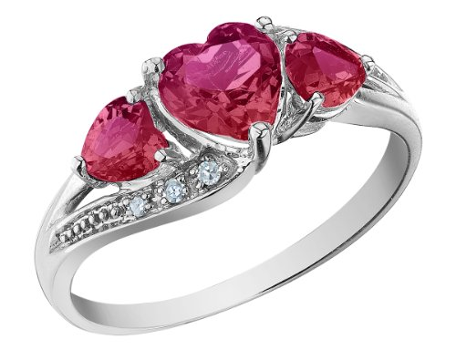 1.25 Ct Heart Diamond - 9