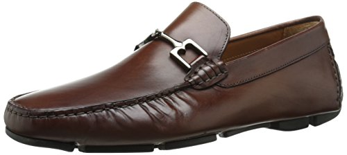 Leather Slip Magli Bruno Monza Loafer Men's on Cognac PTxt8