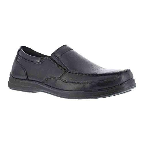Florsheim Work Men's Wily FS208 Work Shoe, Black, 8.5 D US by Florsheim