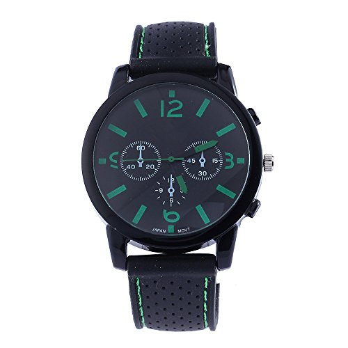 Yunanwa 8 Assorted Wholesale Men's Sports Silicon Watch ...