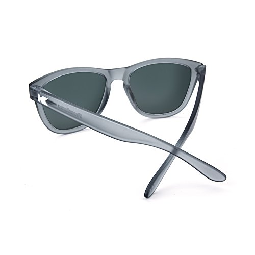Grey Green Frosted Premiums Knockaround Polarized Moonshine Sunglasses zqIpHP0