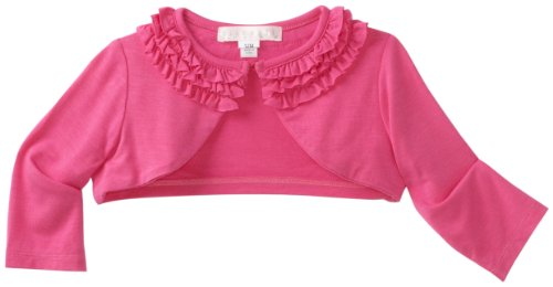 Biscotti Baby Girls' Sweet And Sassy Baby Shrug