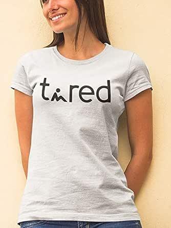 تي شيرت متعب للنساء