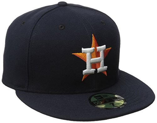2013 Authentic Collection - MLB Houston Astros 2013 Authentic Collection on Field Home Cap, 7 3/8, Navy