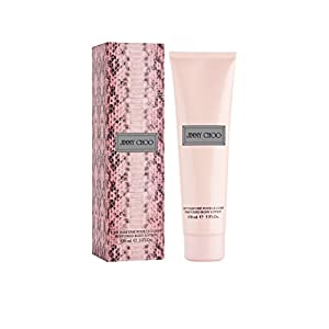 Jimmy Choo Perfumed Body Lotion for Women, 5 Ounce
