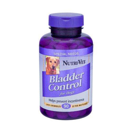 Nutri-Vet Bladder Control Liver Chewables, 90 count, My Pet Supplies