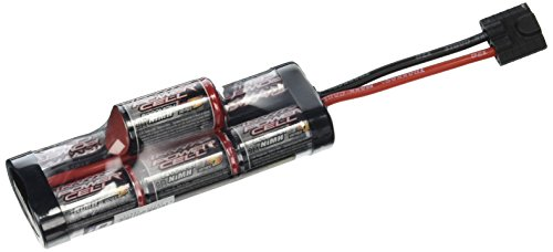 Traxxas 2961X Series 5 Power Cell 5000mAh NiMH 7-Cell, 8.4V Battery (hump - Flat Cell 5