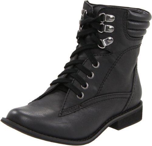 2 Lips Too Tease Lace-Up Boot (Little Kid/Big Kid) - stylishcombatboots.com