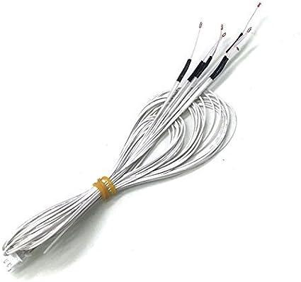 100k Ohm NTC 3950 termistore Sensore di Temperatura con Cavo 1m per stampante 3d