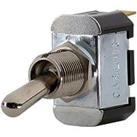 PANELTRONICS 001-008 / Paneltronics SPST ON/OFF Metal Bat Toggle Switch
