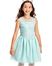 فستان توتو للفتيات من ذا كيدز بليس