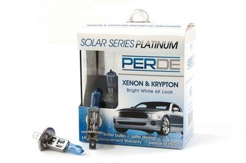 04-05 Subaru Impreza WRX PERDE Xenon H1 Headlight Low Beam Diamond White 6000K 12V 55W