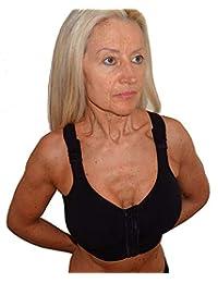 Post-op bra after breast enlargement or reduction
