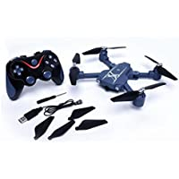 New HC629 Quadcopter 2.4G Pocket Mini Foldable RC Drone Quadcopter WiFi FPV Camera One Key Return