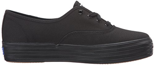 black Black Keds Women's Core Fashion Triple Sneaker ggx4wqUSR