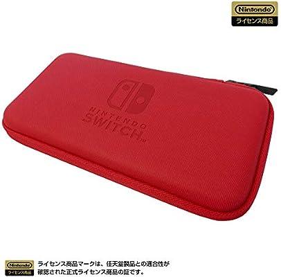 Hori - Funda Rígida Roja (Nintendo Switch Lite) - con Licencia ...